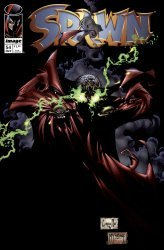 Image's Spawn Issue # 54