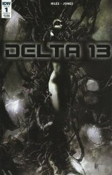 IDW Publishing's Delta 13 Issue # 1
