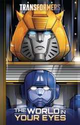 IDW Publishing's Transformers Hard Cover # 1