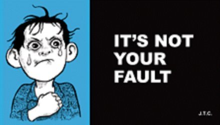 Chick Publications's It's Not Your Fault Issue nn