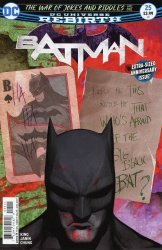 DC Comics's Batman Issue # 25