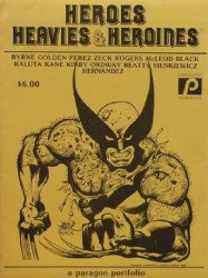 Paragon Publications's Heroes, Heavies & Heroines Portfolio Issue nn