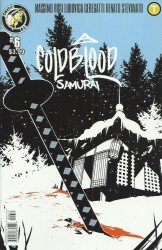 Action Lab Entertainment's Cold Blood Samurai Issue # 6