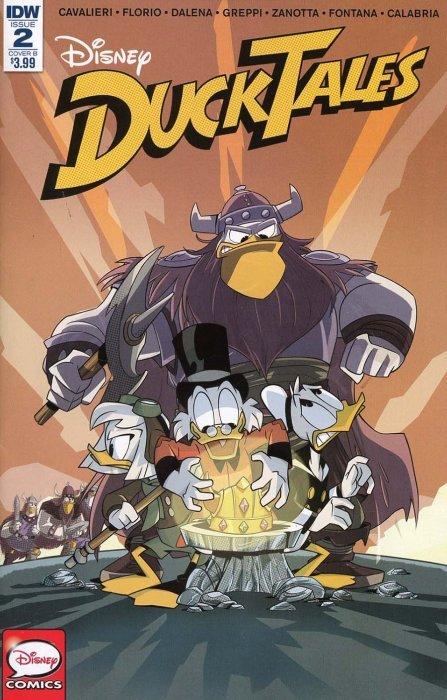 DuckTales Issue 6ri IDW Publishing