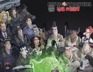 IDW Publishing's The New Ghostbusters Issue # 20
