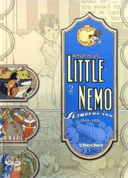 Checker Book Publishing Group's Little Nemo in Slumberland Hard Cover # 2