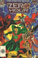 DC Comics's Zero Hour: Crisis in Time Issue # 3b