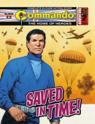D.C. Thomson & Co.'s Commando: For Action and Adventure Issue # 5039