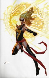 Marvel Comics's Captain Marvel Issue # 1unknown