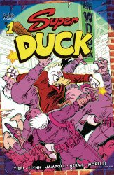 Archie Comics Group's Super Duck Issue # 1c
