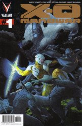 Valiant Entertainment's X-O Manowar Issue # 1e