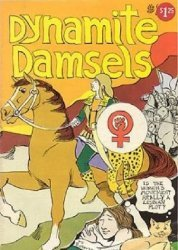 Roberta Gregory's Dynamite Damsels Issue # 1b