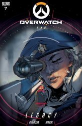 Blizzard Entertainment's Overwatch Issue # 7sdcc