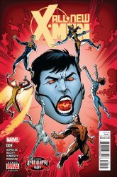 Marvel Comics's All-New X-Men Issue # 9