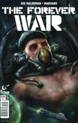 Titan Comics's Forever War Issue # 4b