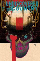Image Comics's Undiscovered Country Issue # 9b