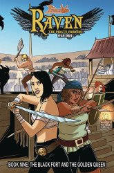 Action Lab Entertainment's Princeless: Raven the Pirate Princess - Year Two TPB # 9