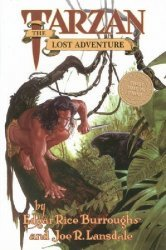 Dark Horse Comics's Edgar Rice Burroughs' Tarzan: The Lost Adventure Hard Cover # 1b
