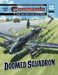 D.C. Thomson & Co.'s Commando: For Action and Adventure Issue # 4926