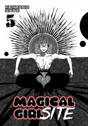 Seven Seas Entertainment's Magical Girl Site Soft Cover # 5