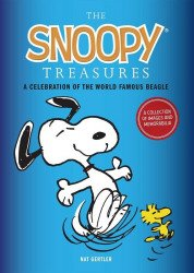 Thunder Bay Press's Snoopy Treasures: Celebration of the World Famous Beagle Hard Cover # 1