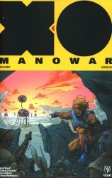 Valiant Entertainment's X-O Manowar Issue # 3b