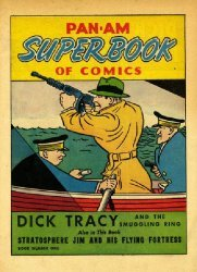 Western Printing Co.'s Pan-Am: Super Book of Comics Issue # 1