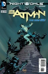 DC Comics's Batman Issue # 8