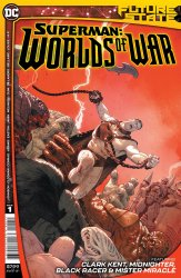 DC Comics's Future State: Superman - Worlds of War Issue # 1