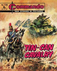 D.C. Thomson & Co.'s Commando: War Stories in Pictures Issue # 1160