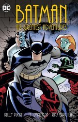 DC Comics's Batman: His Greatest Adventures TPB # 1