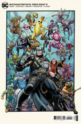 DC Comics's Batman Fortnite: Zero Point Issue # 2b