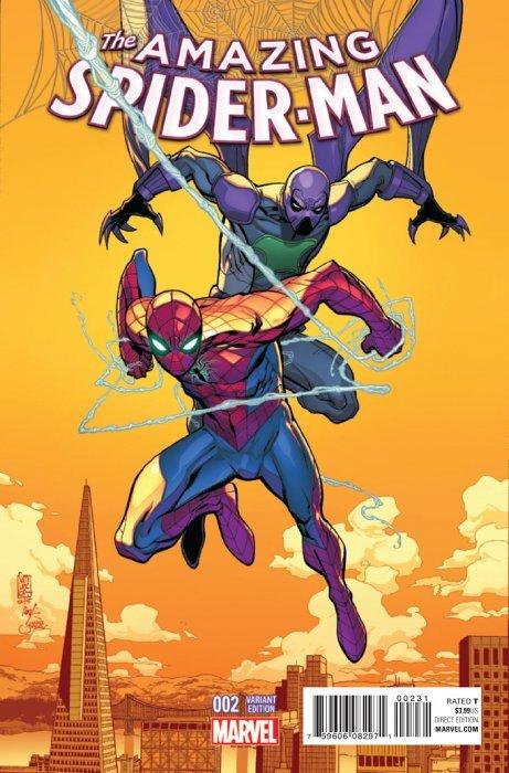 Marvel Comics Very Good 1990 Spider-man #21