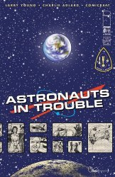 Image's Astronauts in Trouble Issue # 11