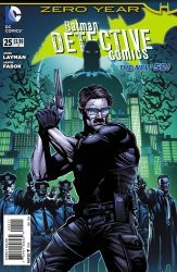 DC Comics's Detective Comics Issue # 25