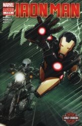 Marvel Comics's Iron Man: Harley Davidson Custom Edition Issue # 1