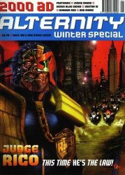Fleetway (AP/IPC)'s 2000 AD: Winter Special Issue # 1995
