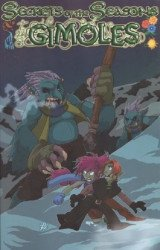 Image Comics's Gimoles: Secret of the Seasons Soft Cover # 1