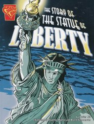 Capstone Press's The Story of the Statue of Liberty Soft Cover # 1