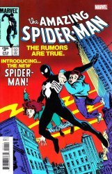 Marvel Comics's The Amazing Spider-Man Issue # 252facsimile