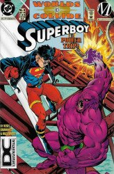 DC Comics's Superboy Issue # 6b