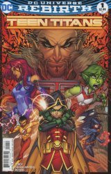 DC Comics's Teen Titans Issue # 1