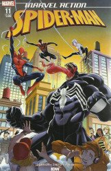 IDW Publishing's Marvel Action: Spider-Man Issue # 11