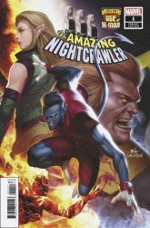 Marvel Comics's The Age of X-Man: The Amazing Nightcrawler Issue # 1b