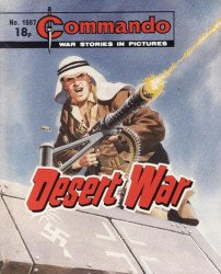 D.C. Thomson & Co.'s Commando: War Stories in Pictures Issue # 1687