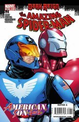 Marvel's The Amazing Spider-Man Issue # 599
