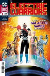 DC Comics's Electric Warriors Issue # 1