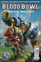 Titan Comics's Blood Bowl: More Guts, More Glory Issue # 1