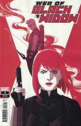 Marvel Comics's Web of Black Widow Issue # 4b