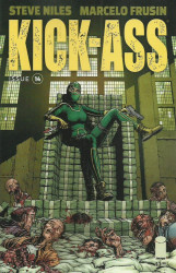 Image Comics's Kick-Ass Issue # 14c